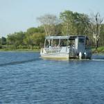 Båttur på Mary River