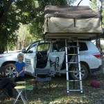 Camping Mary river