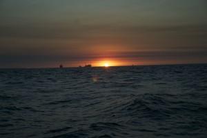 Solnedgång i Darwin