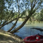 Tur på Mary river